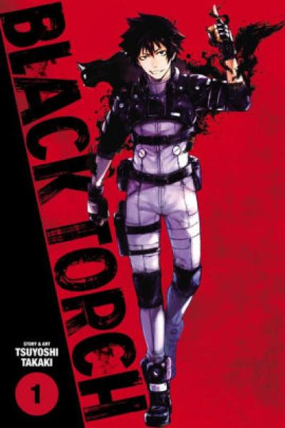 Black Torch Vol 1 by Tsuyoshi Takaki