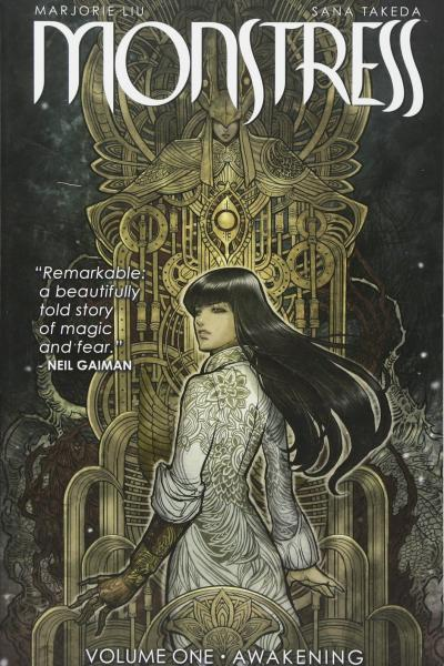 Monstress: Volume 1